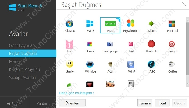 windows-8-baslat-menusu-ayarlari